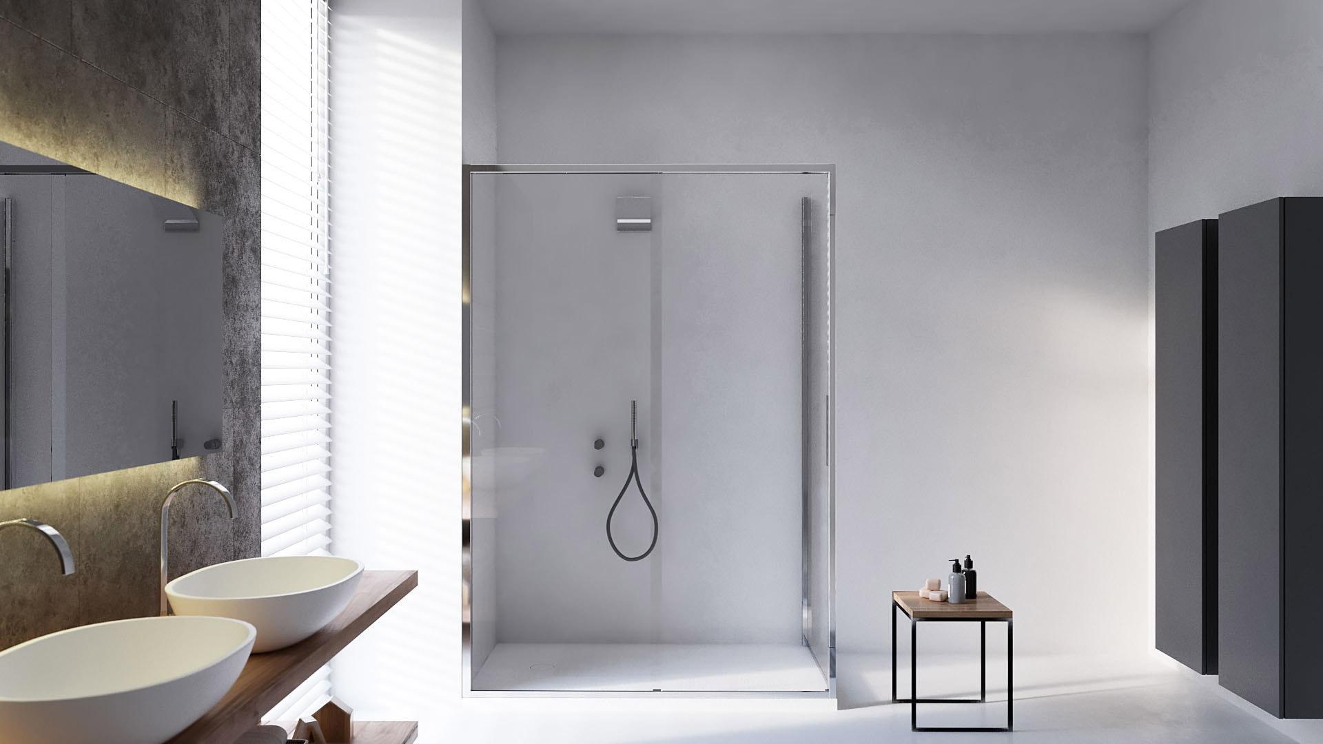 Cabina doccia Araxis